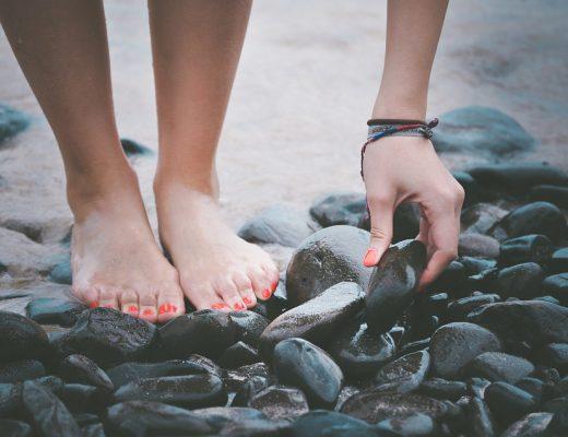 Comment soigner un durillon sous le pied